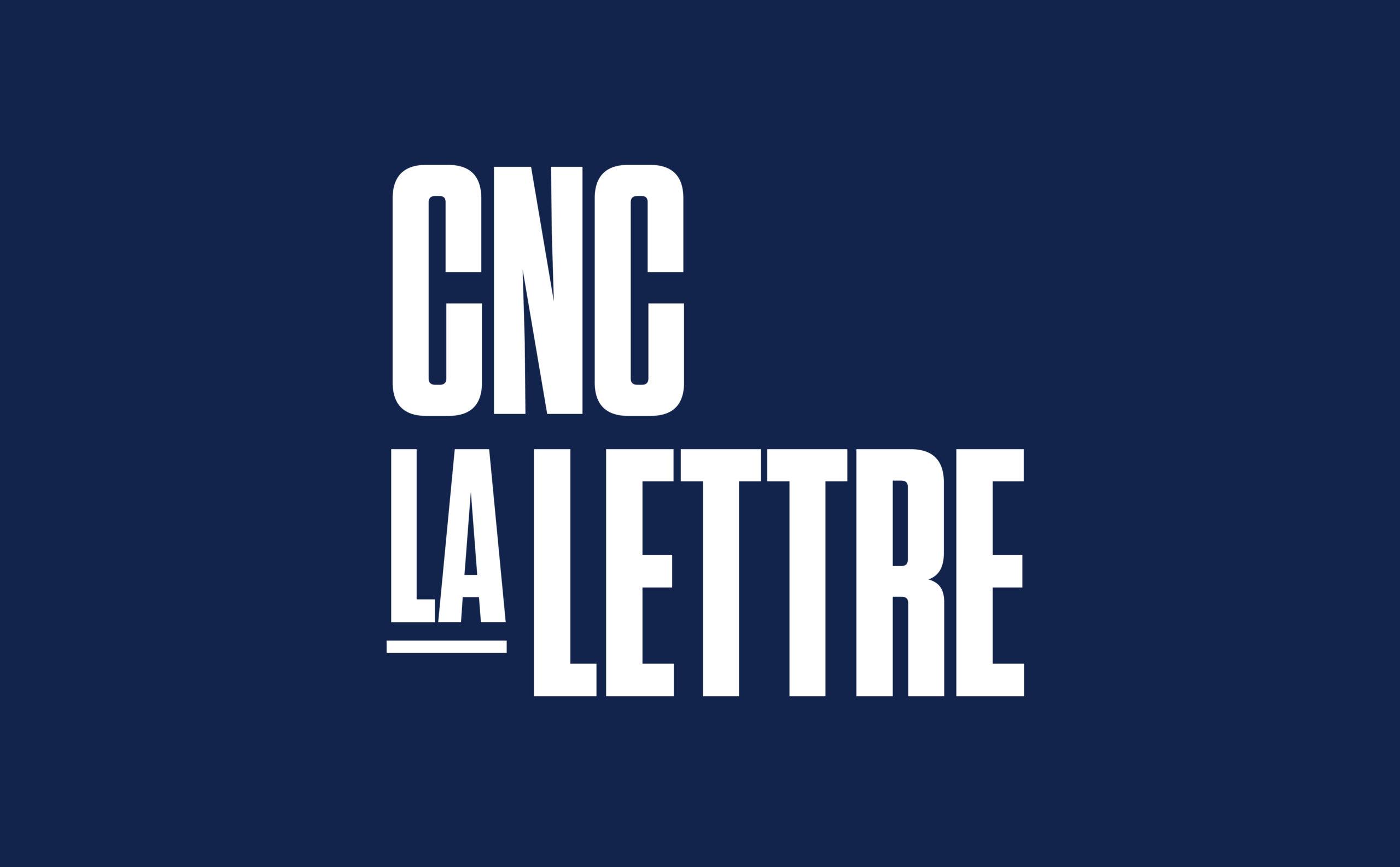 CNC - La lettre